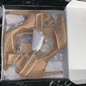 I.N.C high heels. *brand new* *never worn*